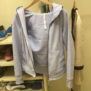 Lululemon purple hoodie